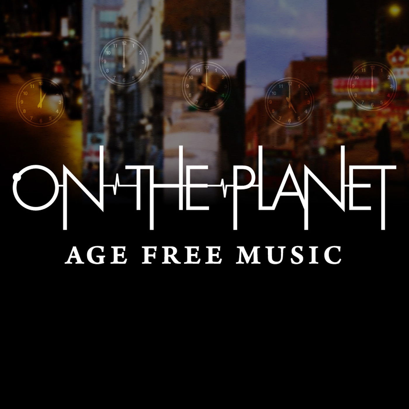 ON THE PLANET -AGE FREE MUSIC-