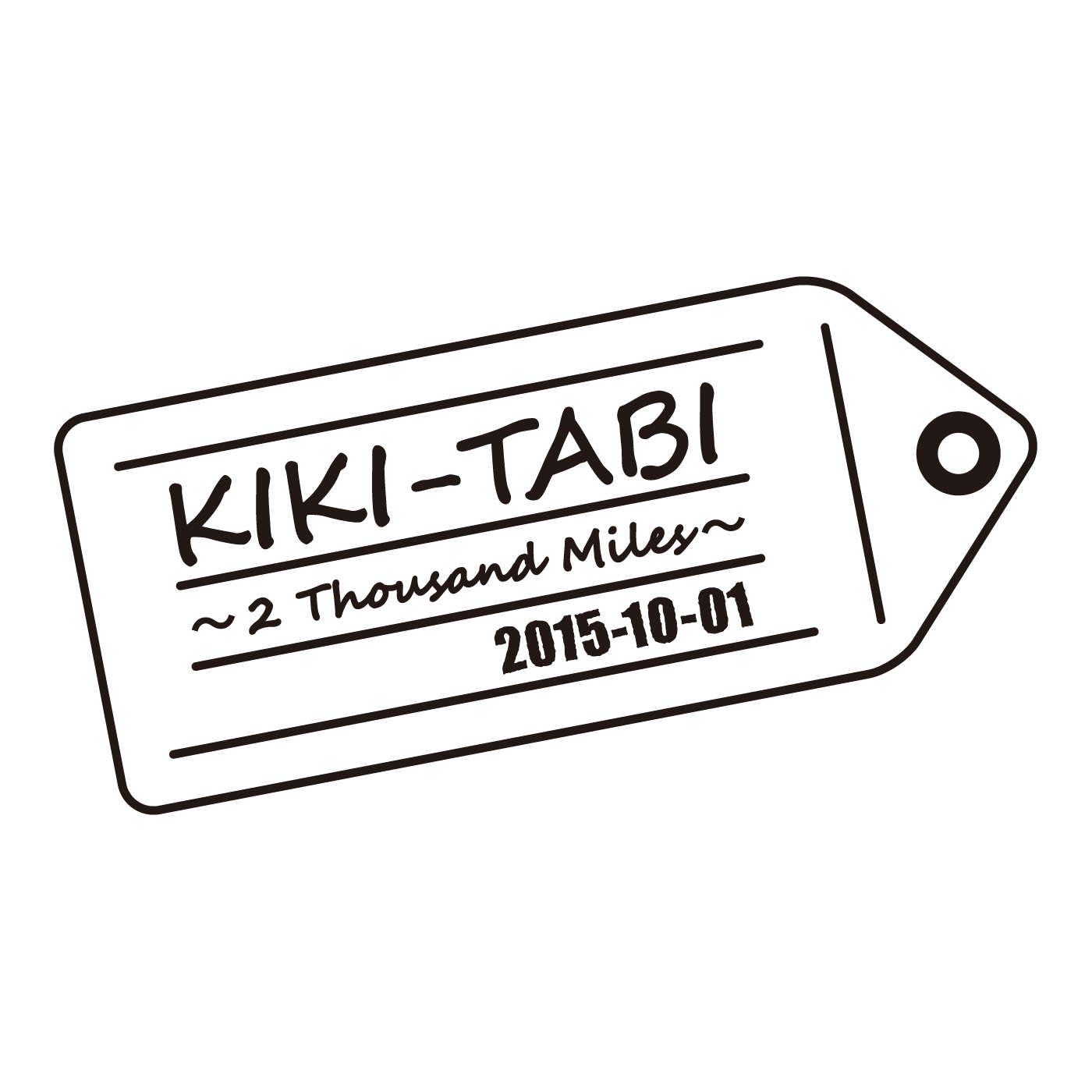 KIKI-TABI ~2 Thousand Miles~